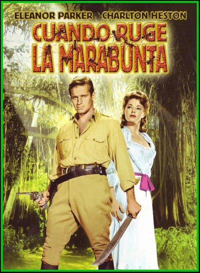 Carteles de películas conocidas CUANDO_RUGE_LA_MARABUNTA