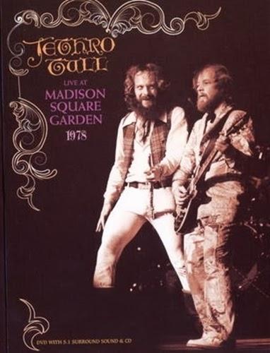 Live At Madison Square Garden 1978 - Jethro Tull