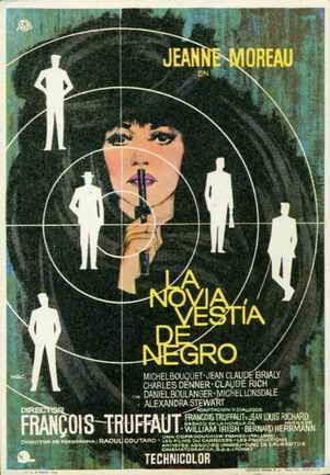la novia vestía de negro (1968) vose, español | descarga cine clasico