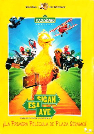 Plaza Sésamo – Sigue a ese Pájaro (1985) Latino   DESCARGA ...